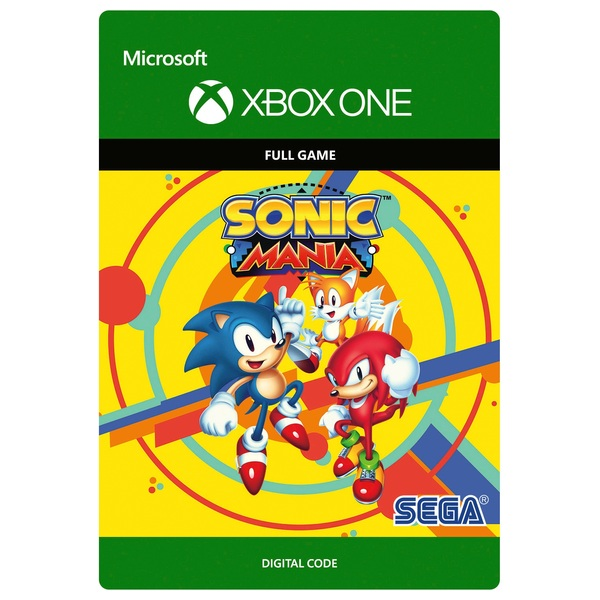 Sonic Mania Xbox One Digital Download