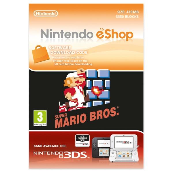 Super Mario Bros 3DS Digital Download