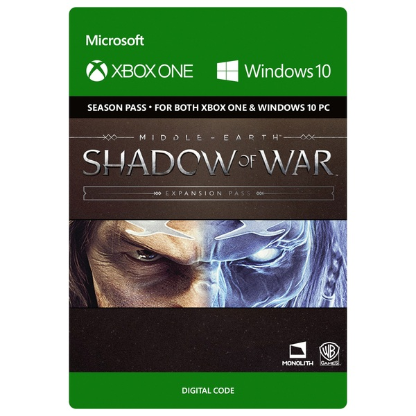 Middle-Earth: Shadow of War: Expansion Pass