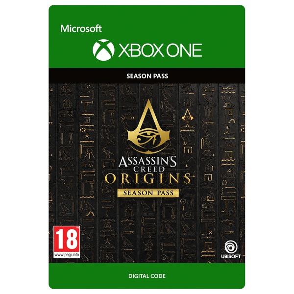 Assassins Creed Origins: Season Pass Digital Download