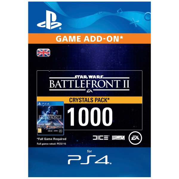 Star Wars Battlefront™ II: 1000 Crystals Digital Download