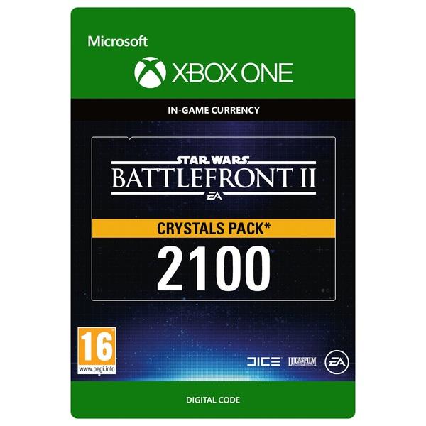 Star Wars Battlefront II: 2100 Crystals Digital Download