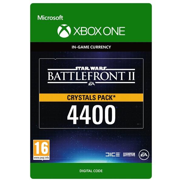 Star Wars Battlefront II: 4400 Crystals Digital Download