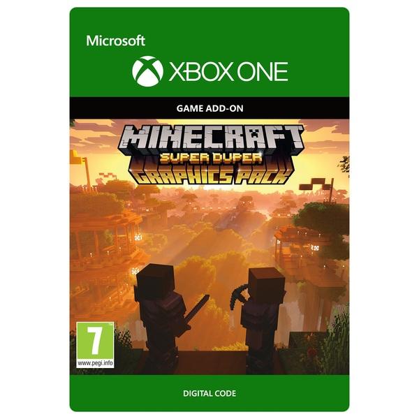 Minecraft: Super Duper Graphics Pack Digital Download