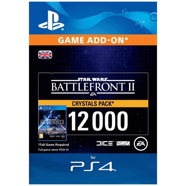 Star Wars Battlefront™ II: 12000 Crystals Digital Download