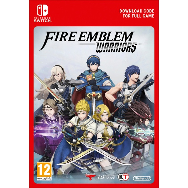 Fire Emblem Warriors Nintendo Switch Digital Download