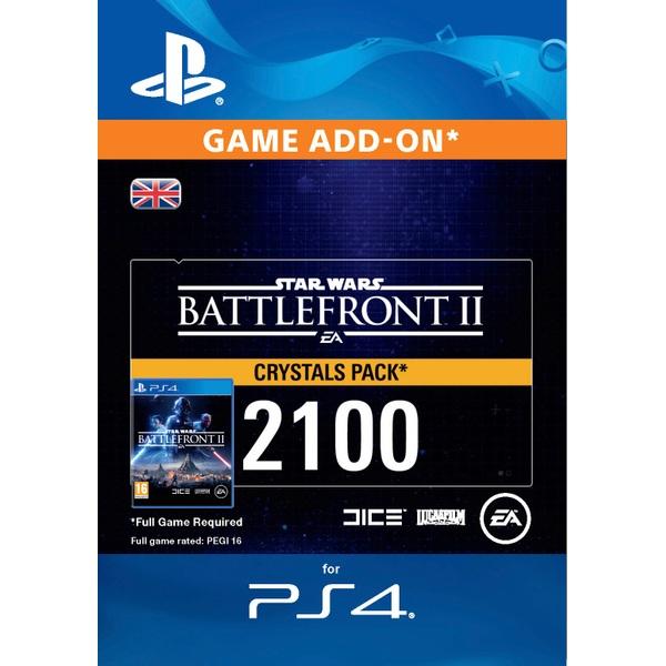 Star Wars Battlefront™ II: 2100 Crystals PS4 Digital Download