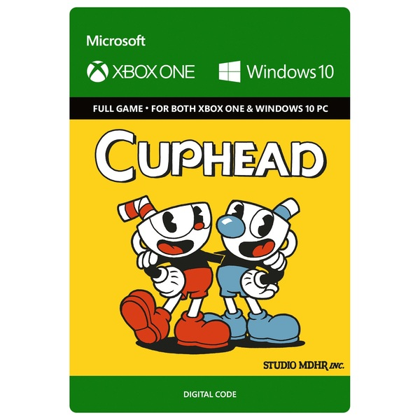 Cuphead Xbox One Digital Download