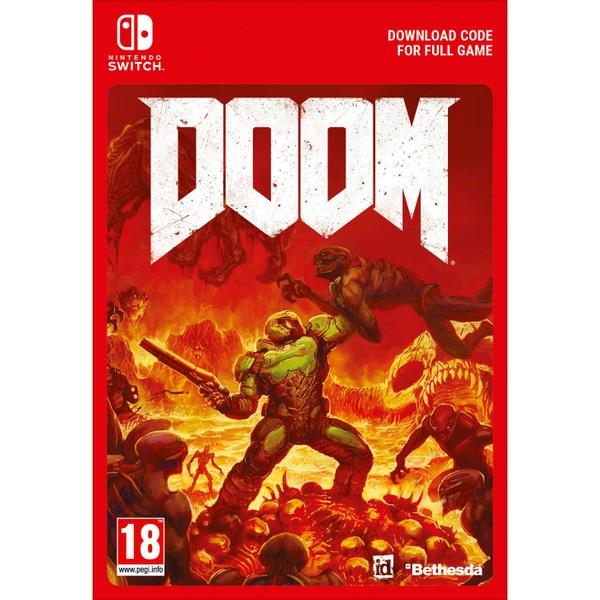 Doom Nintendo Switch Digital Download