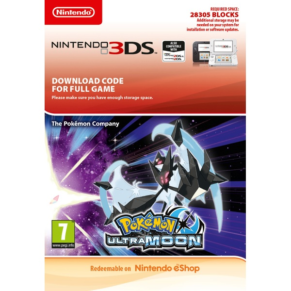 Pokémon Ultra Moon 3DS Digital Download