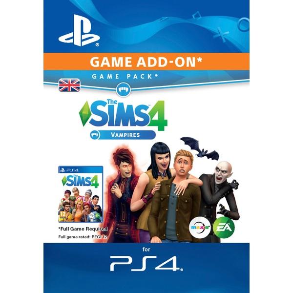 The Sims 4: Vampires PS4 Digital Download