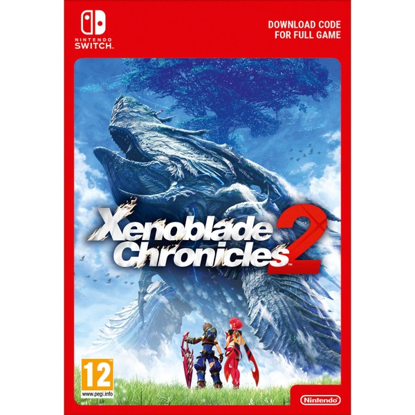 Xenoblade Chronicles 2 Nintendo Switch Digital Download