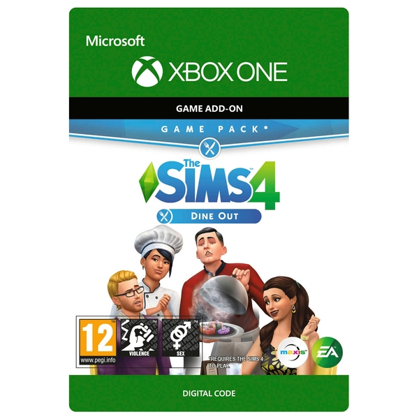 The Sims 4: Dine Out Xbox One Digital Download