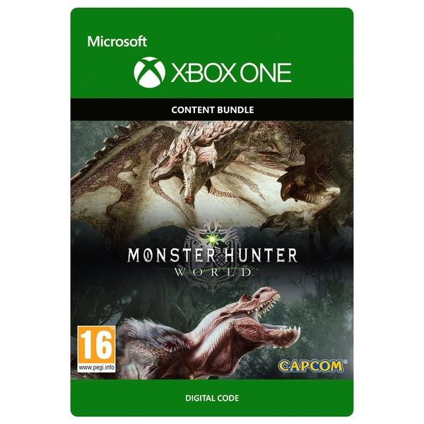 Monster Hunter World: Deluxe Edition Xbox One (Digital Download)