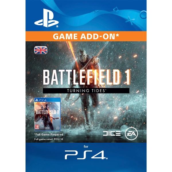 Battlefield 1: Turning Tides (PS4 Digital Download)