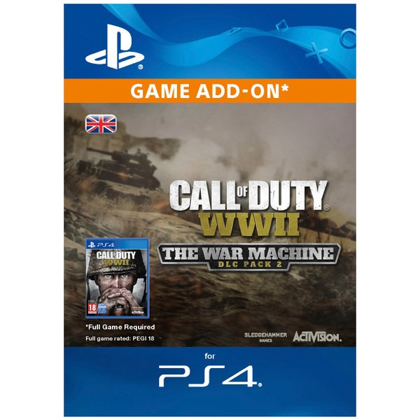 Call of Duty: WWII - The War Machine: DLC PACK 2