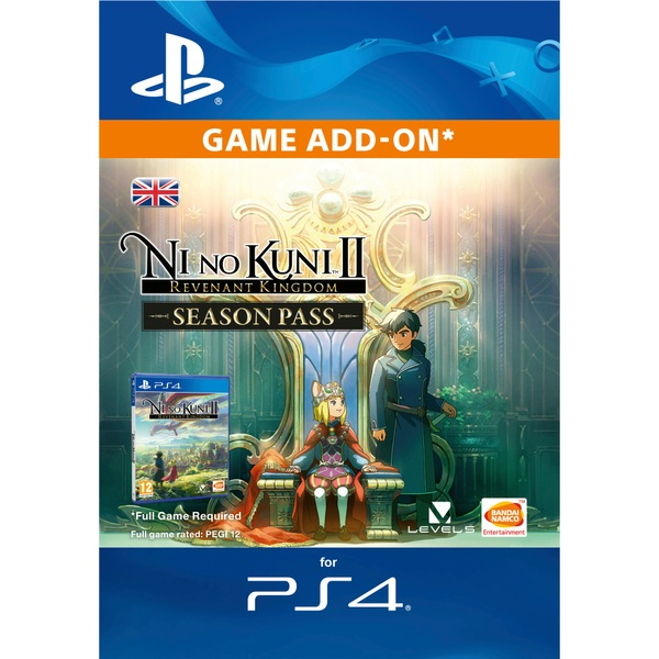 Ni No Kuni II: Revenant Kingdom - Season Pass PS4 (Digital Download)