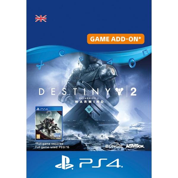 Destiny 2 - Expansion II: Warmind PS4 Digital Download