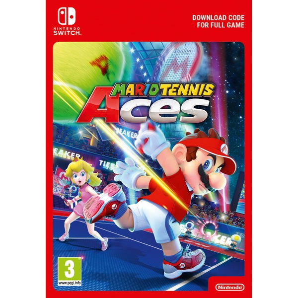 Mario Tennis Aces Nintendo Switch Digital Download