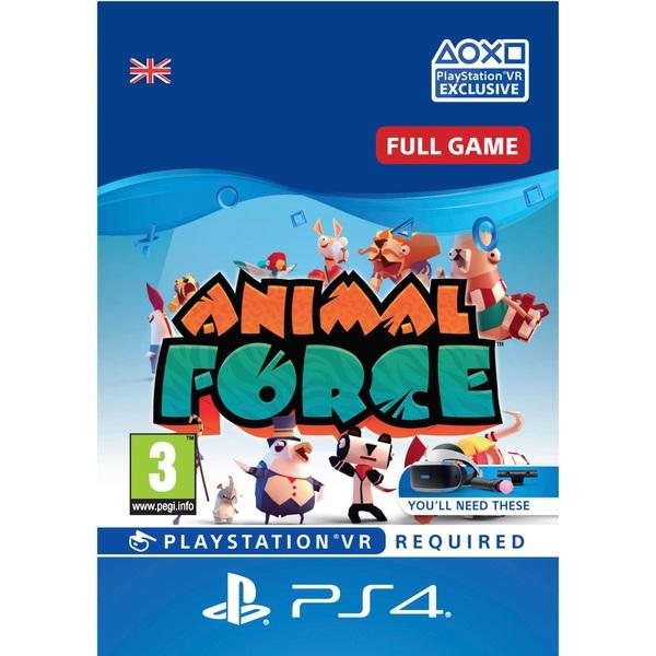 Animal Force PS VR Digital Download