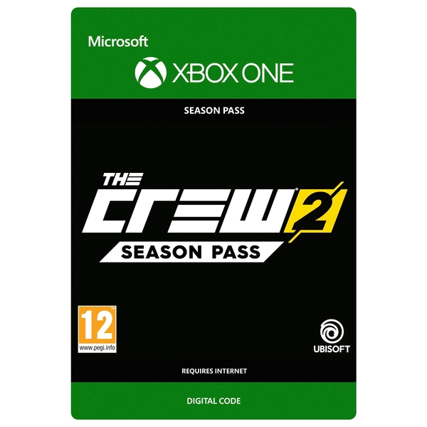 The Crew 2: Season Pass Xbox One Digital Download