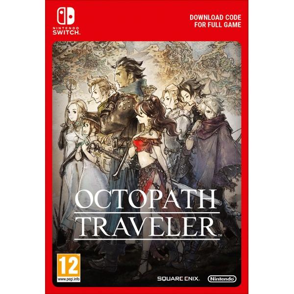 Octopath Traveler Nintendo Switch Digital Download