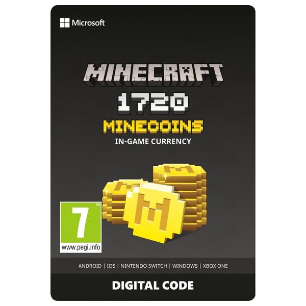 Minecraft: Minecoins Pack 1720 Coins Digital Download
