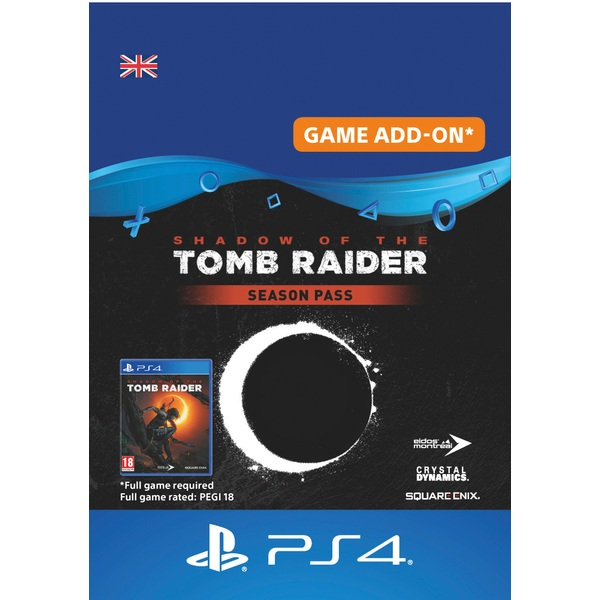 Shadow of the Tomb Raider - Season Pass PS4 (Digital Download)