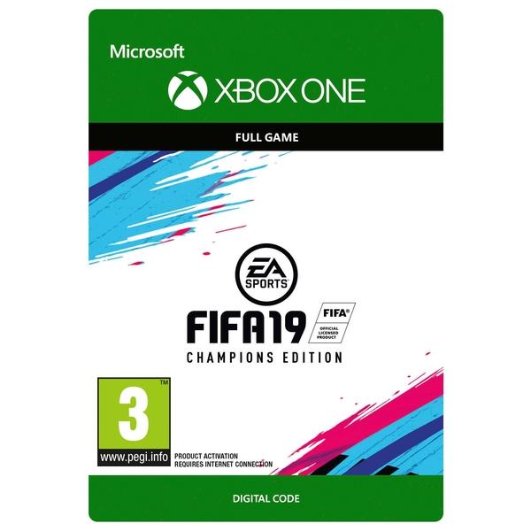 FIFA 19 Champions Edition Xbox One (Digital Download)