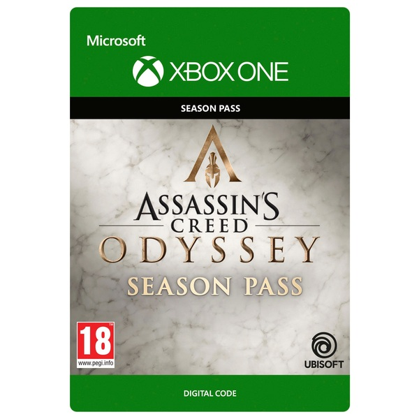 Assassin's Creed Odyssey: Season Pass Xbox One (Digital Download)