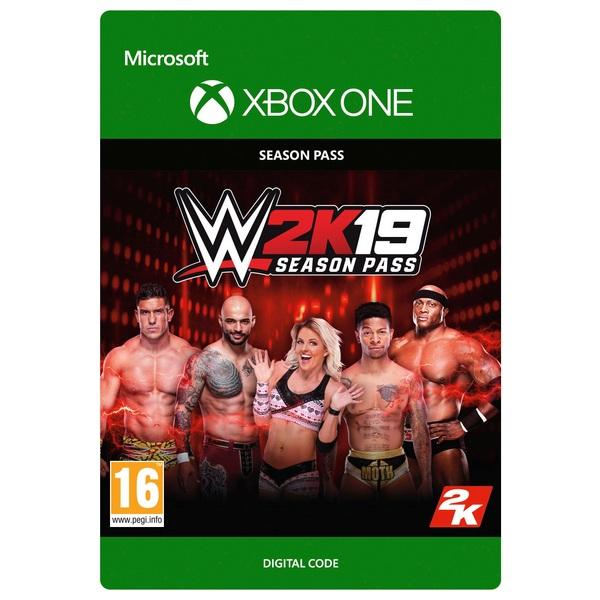WWE 2K19 Season Pass Xbox One (Digital Download)