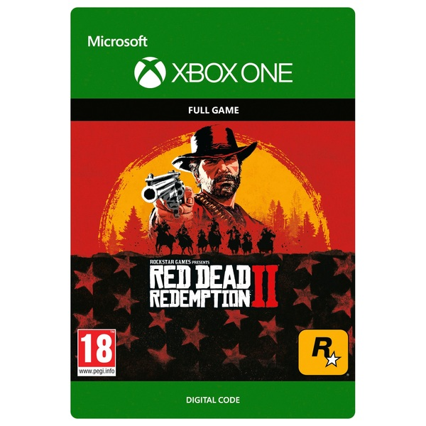 Red Dead Redemption 2 Xbox One (Digital Download)
