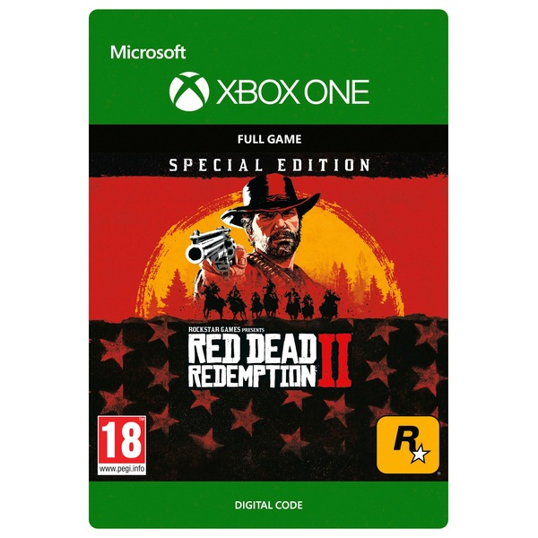 what does the special edition red dead redemption 2