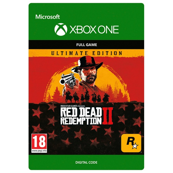 Red Dead Redemption 2: Ultimate Edition Xbox One (Digital Download) - Xbox  One Games & Games Add-Ons Ireland