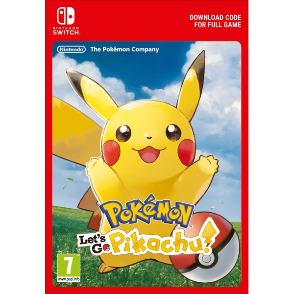 download game pokemon lets go pikachu