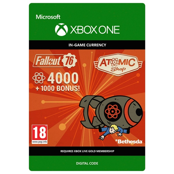 fallout 76 xbox store