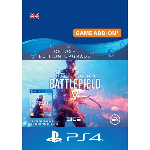 Battlefield™ V Deluxe Edition Upgrade PS4 (Digital Download)