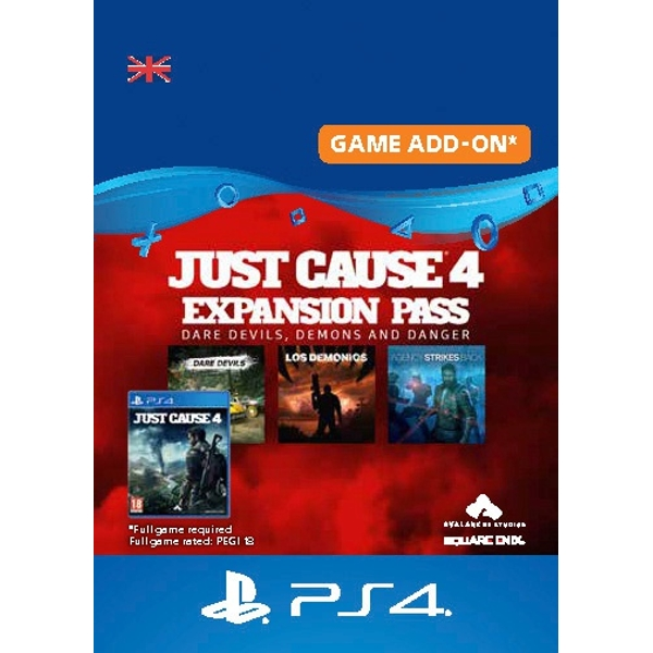 Just Cause 4 - Expansion Pass PS4 (Digital Download)