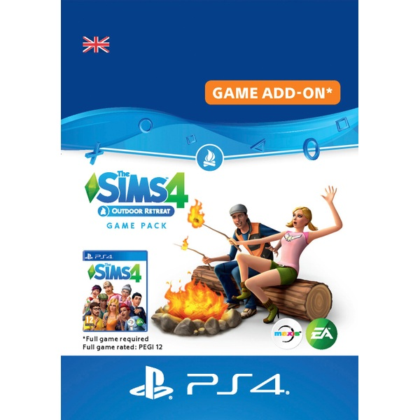 The Sims™ 4 Outdoor Retreat PS4 (Digital Download)