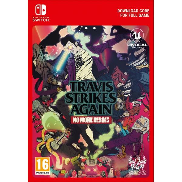 Travis Strikes Again: No More Heroes Nintendo Switch (Digital Download)