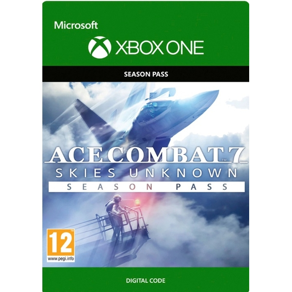 Ace Combat 7: Skies Unknown Season Pass Xbox One (Digital Download)