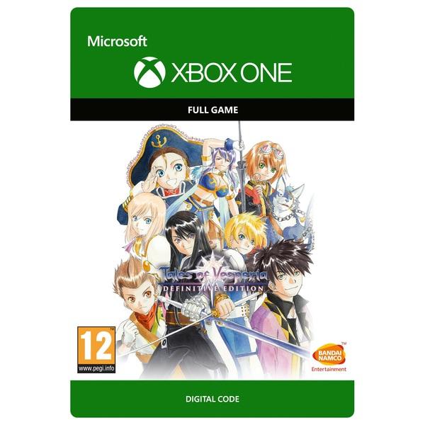 Tales of Vesperia: Definitive Edition - Xbox One (Digital Download)