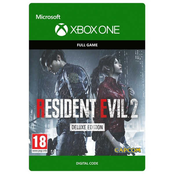 Resident Evil 2: Deluxe Edition - Xbox One (Digital Download)