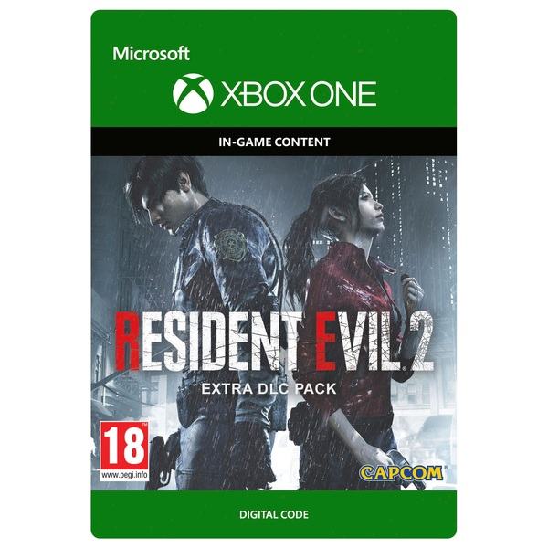 Resident Evil 2: Extra DLC Pack - Xbox One (Digital Download)