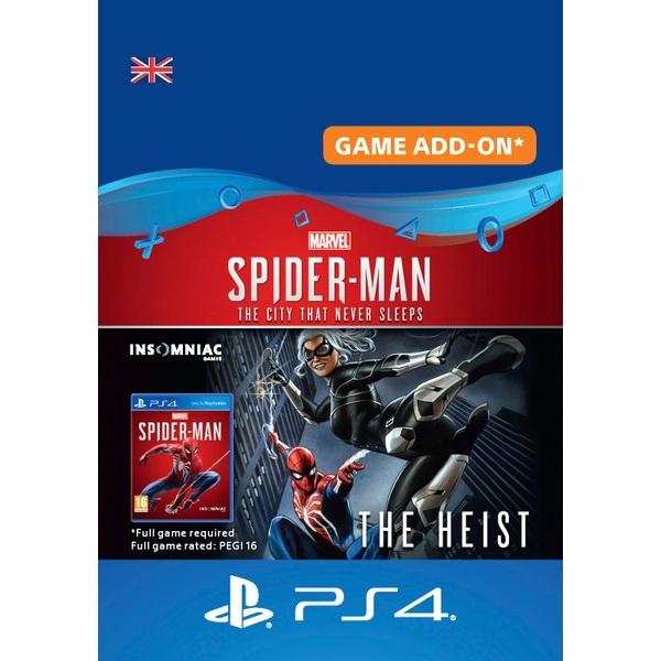 Marvel's Spider-Man: The Heist - PS4 (Digital Download)