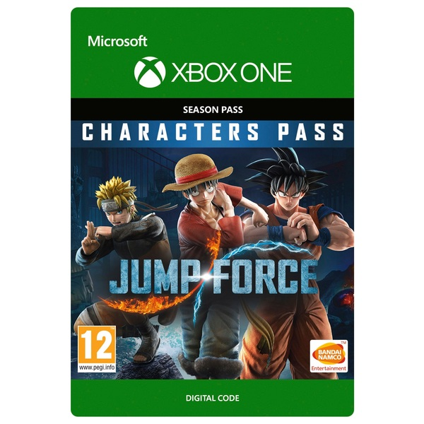 Jump Force: Character Pass - Xbox One (Digital Download)