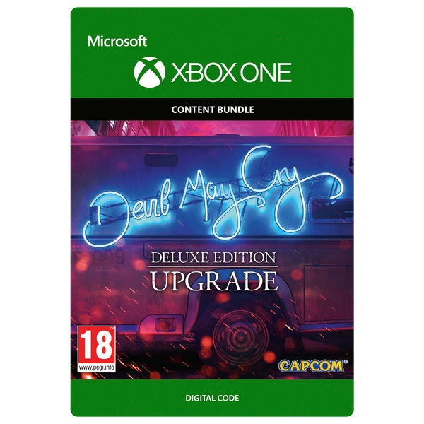 Devil May Cry 5: Deluxe Upgrade DLC Bundle - Xbox One (Digital Download)