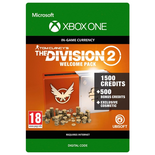Tom Clancy's The Division 2: Welcome Pack - Xbox One (Digital Download)