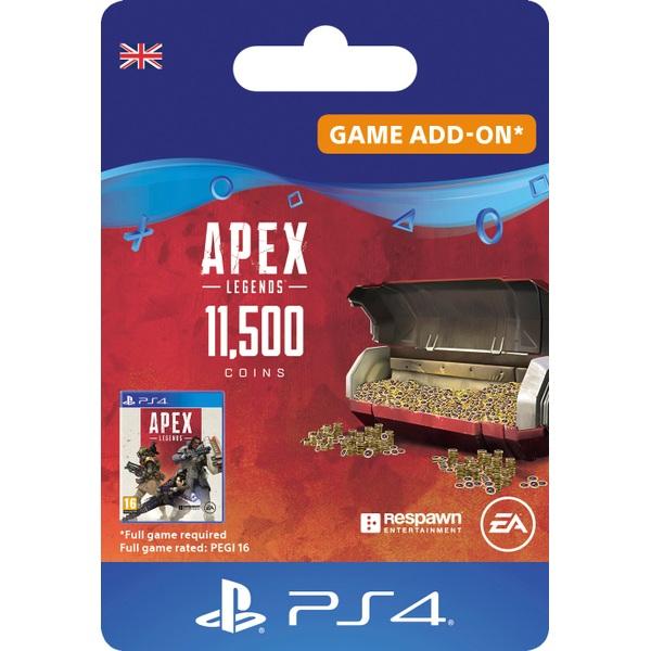Apex Legends™ – 11,500 Apex Coins - PS4 (Digital Download)