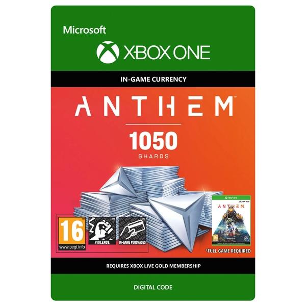 Anthem: 1050 Shards Pack - Xbox One (Digital Download)